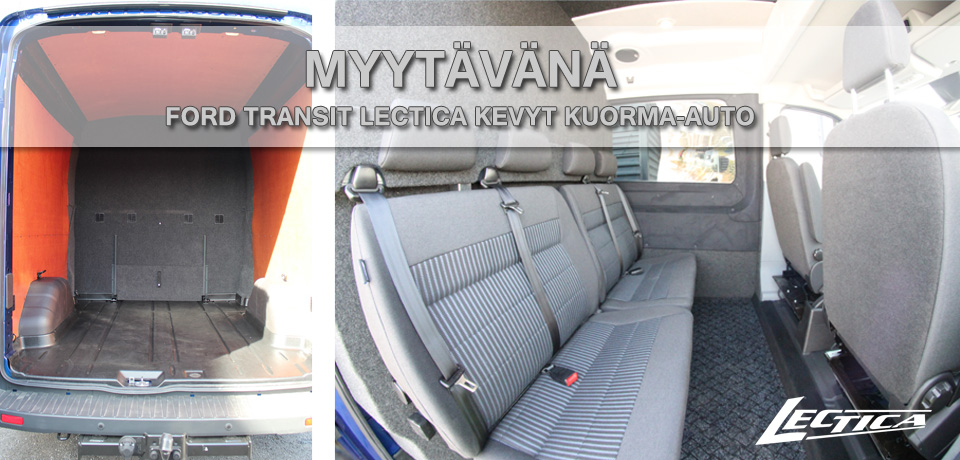 Ford Transit Lectica Kevyt kuorma-auto 1+1+4