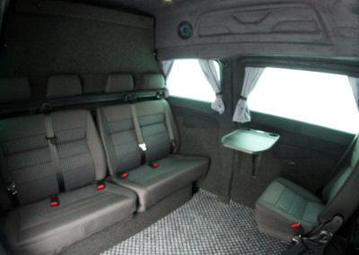 Lectica Custom Van MC185 Matkailuauto