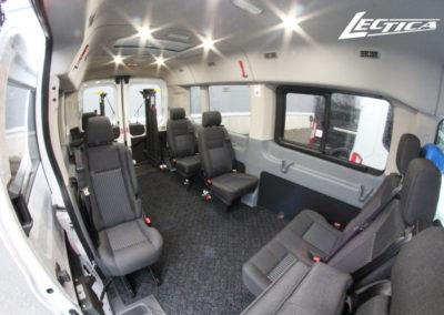 Lectica Transit Bonus Linja-auto
