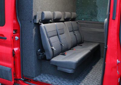 Lectica Transit Kevyt kuorma-auto KT110