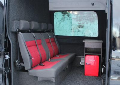 Lectica Transit Kevyt kuorma-auto KT150