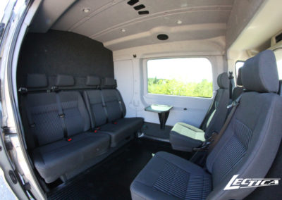 Lectica Transit Kevyt kuorma-auto KT200