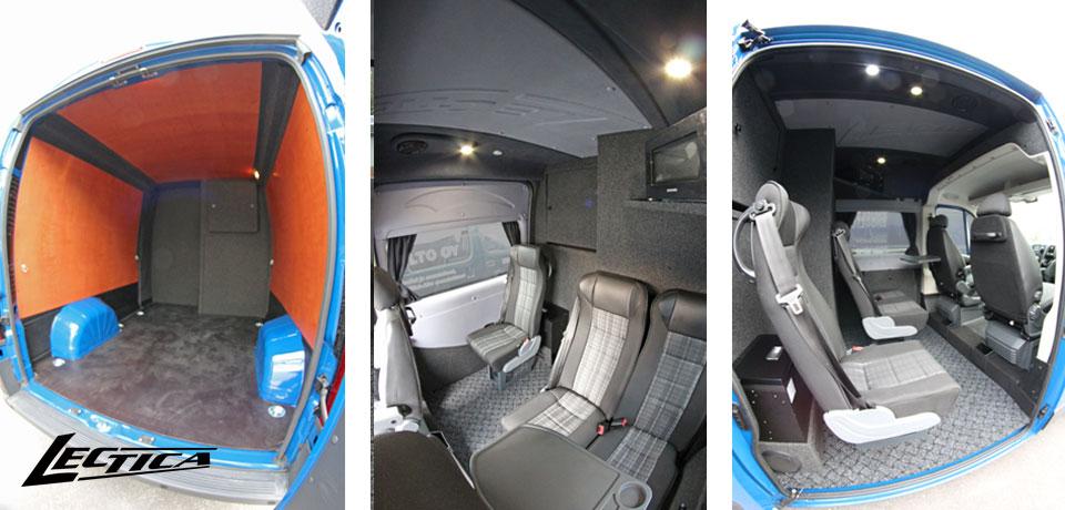 Myytävänä: Peugeot Boxer Lectica Retkeilyauto