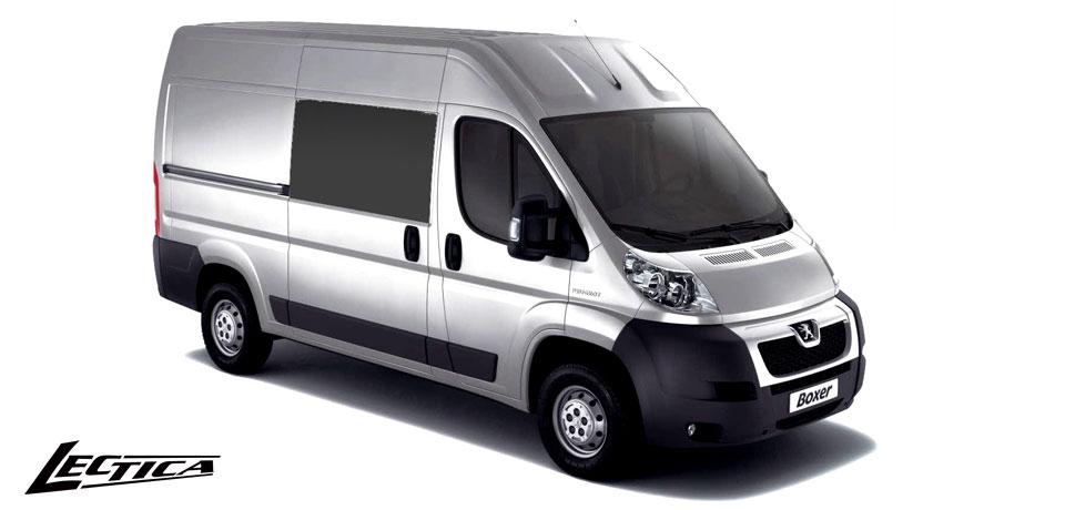 Tulossa: Peugeot Boxer Lectica Retkeilyauto