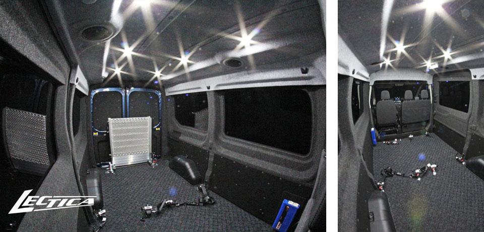 Myyty: Transit L2H2 verhoiltu pakettiauto N1